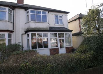 Thumbnail 3 bed semi-detached house for sale in Hagley Road West, Quinton, Birmingham