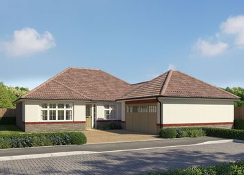 "Thumbnail 3 bed bungalow for sale in ""Bournemouth"" at Walters Field, Roundswell, Barnstaple"