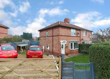 Thumbnail 2 bed semi-detached house for sale in King George Close, Sidemoor, Bromsgrove