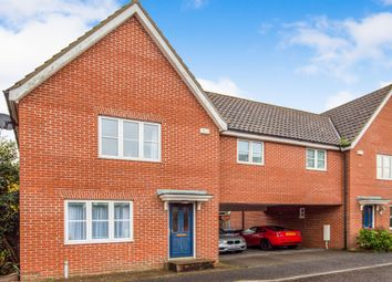 Thumbnail 3 bed detached house for sale in Hartbee Road, Old Catton, Norwich