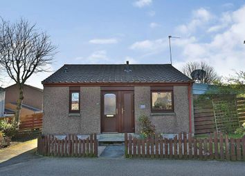 Thumbnail 2 bedroom detached bungalow for sale in Townhead Drive, Inverurie, Aberdeenshire