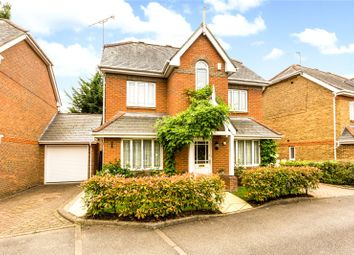 Thumbnail 4 bed detached house for sale in Raymond Road, Maidenhead, Berkshire