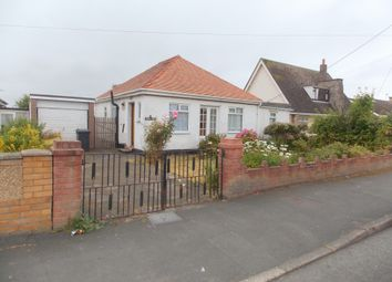 Thumbnail 3 bed bungalow for sale in Chester Avenue, Kinmel Bay
