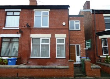 Thumbnail 3 bedroom end terrace house to rent in Crosby Street, Cale Green, Stockport