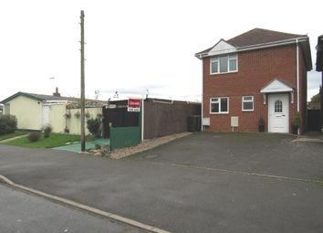 Thumbnail 3 bed detached house for sale in Orchard Road, Wednesfield, Wolverhampton