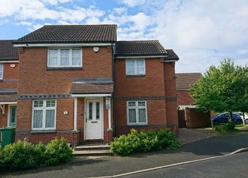 Thumbnail 3 bed property to rent in Anvil Crescent, Coseley, Bilston