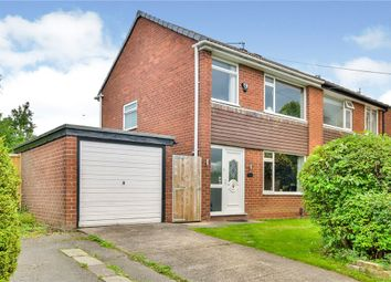 Marley Road, Poynton, Stockport SK12. 3 bed semi-detached house