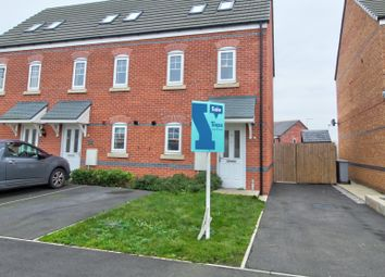 Thumbnail 3 bed terraced house for sale in Redshank Place, Sandbach