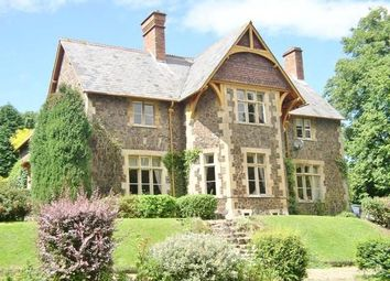 Thumbnail 7 bedroom detached house to rent in The Old Vicarage, 22 Hanley Road, Malvern, Worcestershire