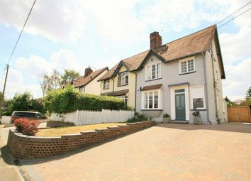 Thumbnail 4 bed semi-detached house for sale in Church Lane, Braintree, Essex