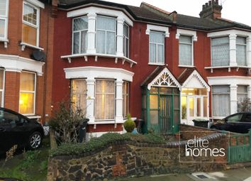 Thumbnail 3 bed terraced house for sale in Belsize Avenue, Palmers Green