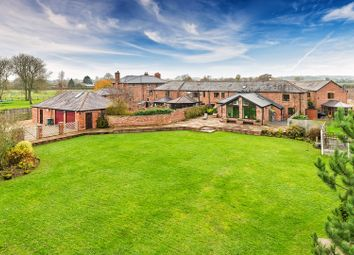 Thumbnail 4 bed detached house for sale in Rossett Road, Holt