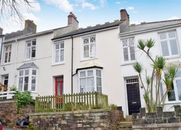 Thumbnail 4 bed terraced house for sale in Trelawney Road, Falmouth