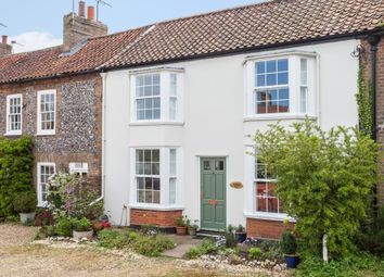 Thumbnail 3 bed terraced house for sale in Stocks Green, Castle Acre, King's Lynn