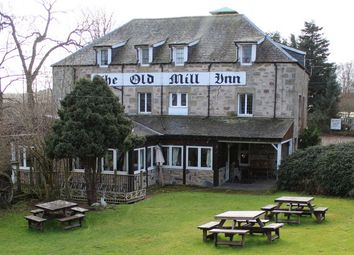 Thumbnail Pub/bar for sale in The Old Mill Inn, Brodie, Forres, Moray