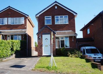 Thumbnail 3 bed detached house to rent in Hazlehurst Drive, Cheddleton, Staffordshire