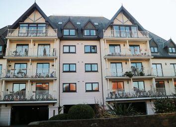 Thumbnail 2 bed flat for sale in Eureka Avenue, La Grande Route De La Cote, St. Clement, Jersey