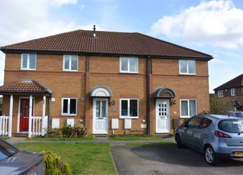Thumbnail 2 bed terraced house for sale in Pipston Green, Kents Hill, Milton Keynes, Buckinghamshire
