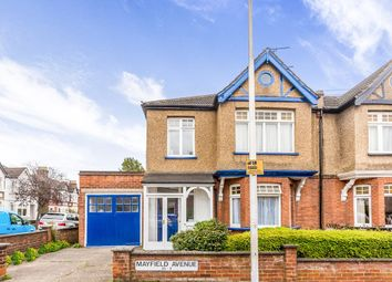 Thumbnail 2 bedroom flat to rent in Mayfield Avenue, Woodford Green