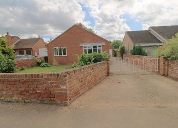 Thumbnail 2 bed detached bungalow for sale in Akeferry Road, Graizelound, Haxey, Doncaster