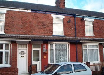 Thumbnail 2 bed terraced house to rent in Thomas Street, Selby