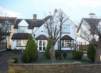 Thumbnail 4 bedroom detached house for sale in Woodside Road, Woodford Green