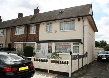 Thumbnail 4 bedroom end terrace house for sale in Oakleigh Way, Mitcham