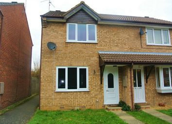 Thumbnail 2 bed end terrace house for sale in Hereward Street, Bourne, Lincolnshire