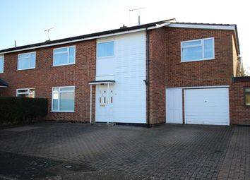 Thumbnail 5 bed semi-detached house for sale in Ely Road, Claydon, Ipswich, Suffolk