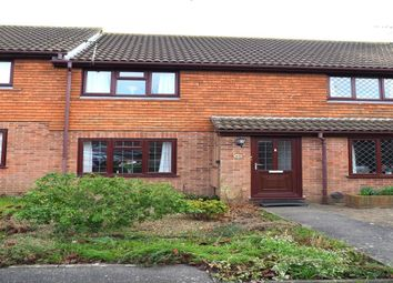 Thumbnail 2 bed terraced house for sale in Middlemead, Folkestone