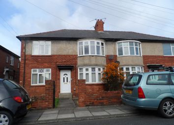 Thumbnail 2 bed flat for sale in Ferndene Grove, High Heaton, Newcastle Upon Tyne