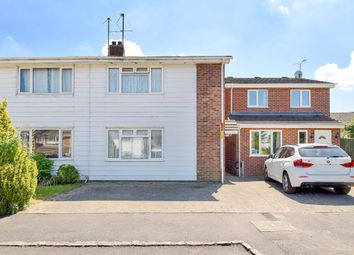 Thumbnail 3 bedroom semi-detached house for sale in Groveland Road, Newbury