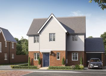Thumbnail 4 bed detached house for sale in Hall Road, Rochford