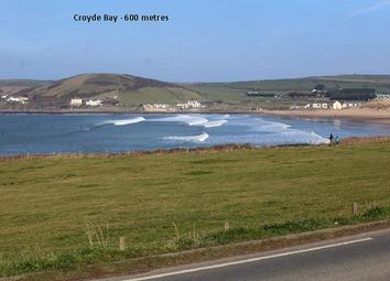 Thumbnail Land for sale in Moor Lane, Croyde, Braunton