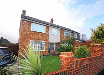 Thumbnail 3 bed semi-detached house for sale in Coles Green, Loughton