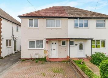 Thumbnail 3 bedroom semi-detached house for sale in Moor Lane, Chessington, Surrey, Na