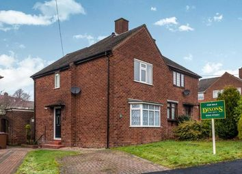 Thumbnail 2 bed semi-detached house for sale in Petersfield, Cannock, Staffordshire, Uk