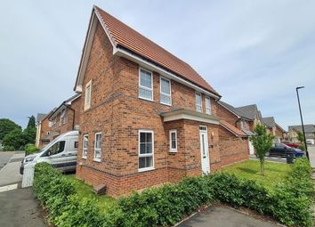 Thumbnail 3 bed detached house to rent in Popular Mews, Doncaster