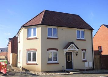 Thumbnail 3 bedroom detached house to rent in Curtis Way, Weymouth, Dorset