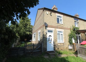 Lawrence Road, Biggleswade SG18. 2 bed end terrace house