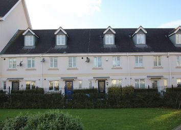 Thumbnail 3 bed terraced house to rent in Pintail Close, Newlands Park, Cheltenham