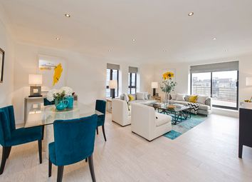 Thumbnail 2 bed flat for sale in Pembroke Road, Kensington, London