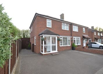 Thumbnail 3 bedroom property for sale in Ayebridges Avenue, Egham