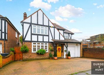 4 bed detached house for sale in Lyndhurst Rise, Chigwell IG7