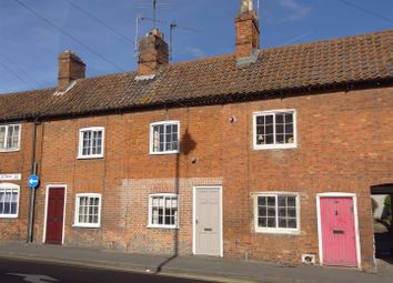 Thumbnail 1 bed terraced house for sale in Boston Road, Sleaford