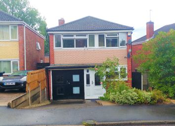 Thumbnail 3 bed detached house to rent in Whitehall Drive, Dudley