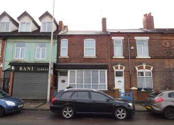 Thumbnail 3 bedroom terraced house for sale in Dartmouth Street, West Bromwich