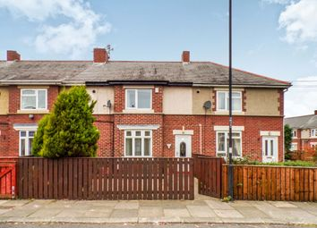 Thumbnail 3 bedroom terraced house for sale in Reed Avenue, Camperdown, Newcastle Upon Tyne