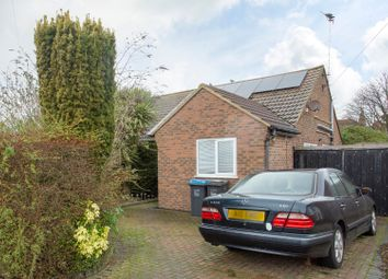 Thumbnail 3 bed semi-detached bungalow for sale in Cedar Close, Broadstairs