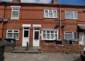 Thumbnail 3 bedroom terraced house to rent in Caludon Road, Stoke, Coventry